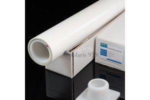 White-White Matte PRIVACY FILM, DLX-01/01 Kraftfilms, ROLL 1,52x30,5m Decorative & privacy filmsWhite-White Matte PRIVACY FILM, DLX-01/01 Kraftfilms, ROLLKRAFT FILMSwindowfilms24.online
